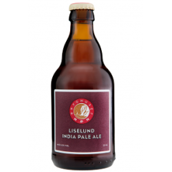 Liselund Indian Pale Ale 5,2% 33 CL.